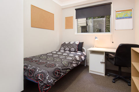 Allen Street Accommodation Single Room
