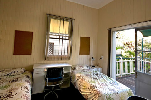 Double Room Student Accommodation