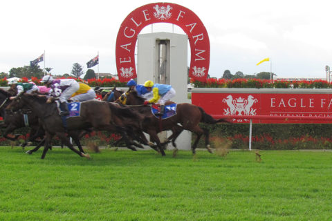 Eagle Farm Racecourse