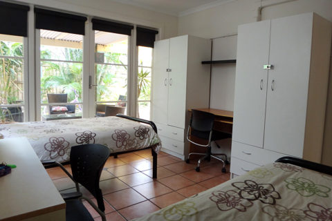 Twin Share Accommodation Brisbane